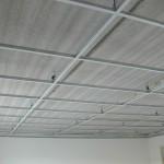 Systeem Plafond Kantoorruimte Mill - tijdens